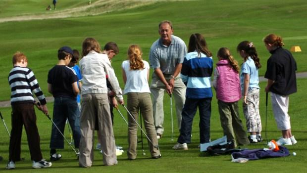 Alan Golf Coaching