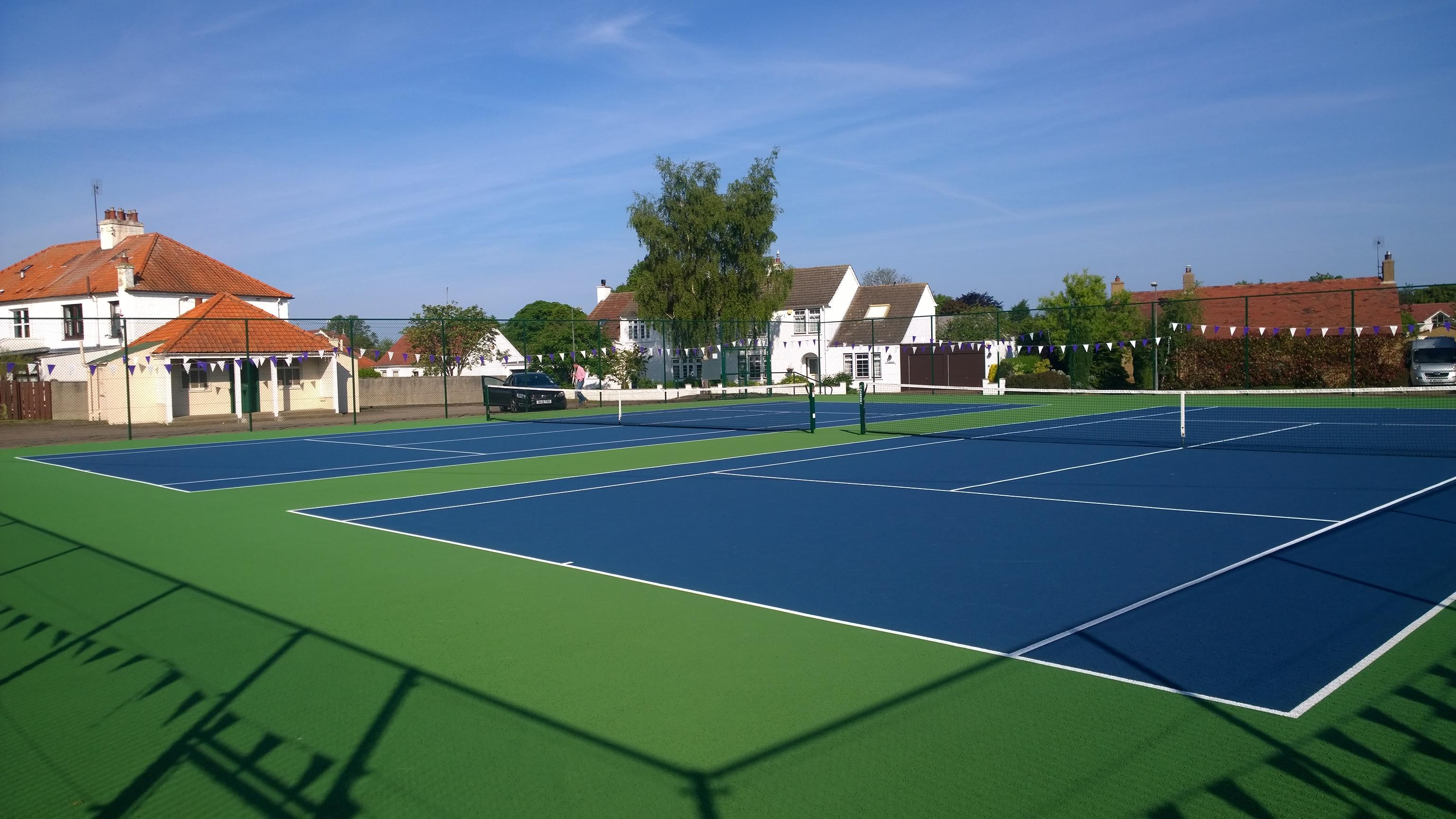 East Lothian All Ability Tennis awarded Dan Maskell Trust Grant