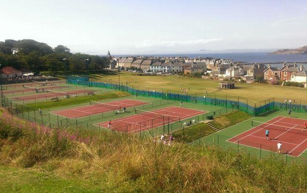 Records fall at East Lothian Open