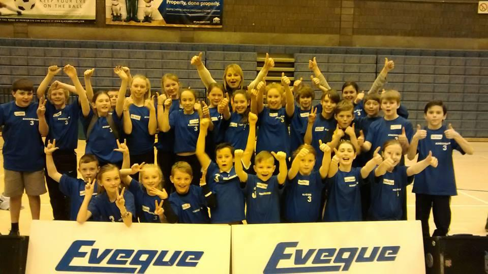 Kings Meadow SportsHall Champs 2015