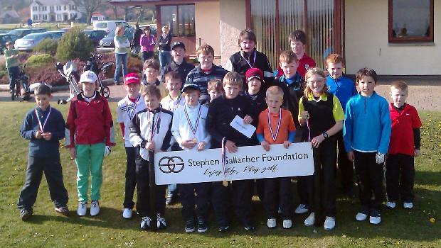 2012 Stephen Gallagher Foundation Gullane