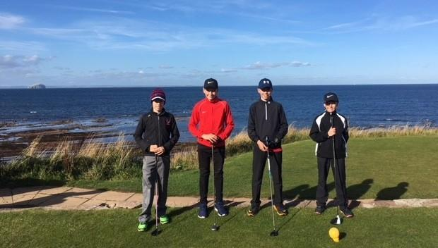2018 Golf Sec OofM Winter