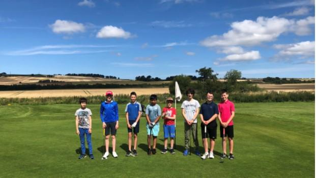2020 Hadd Golf Camp