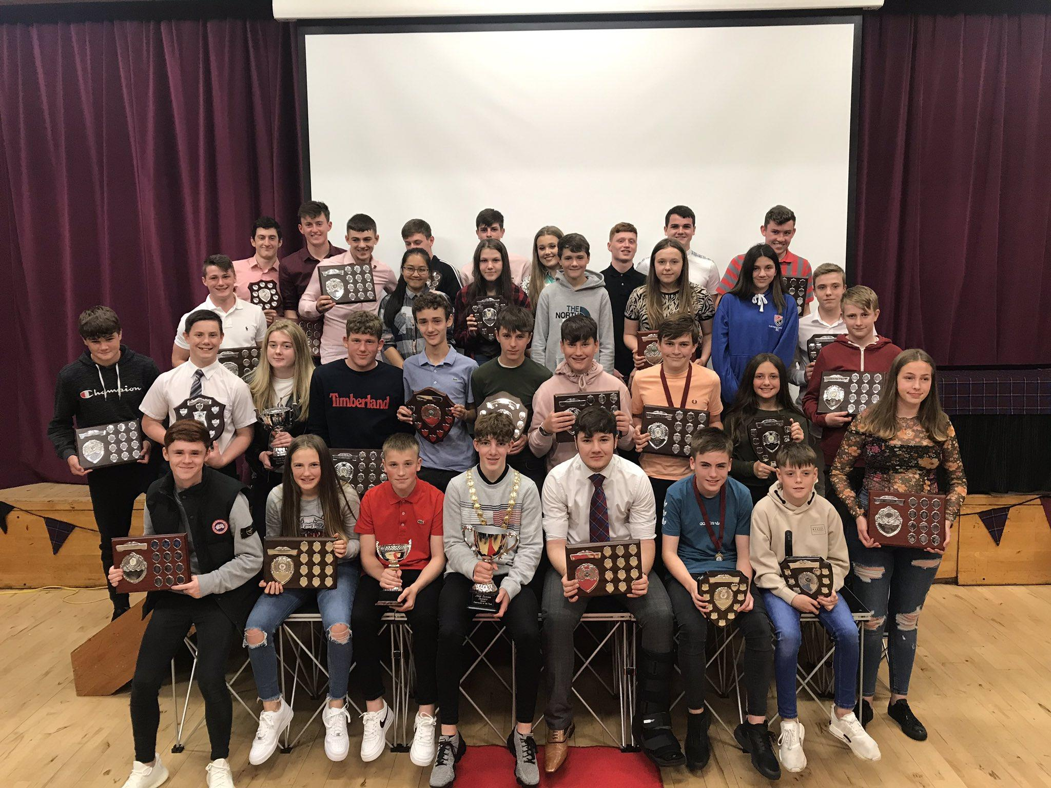 Preston Lodge Sports Personality of the Year 2019