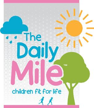 The Daily Mile Logo