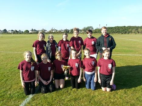Preston Lodge Girls Rugby