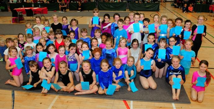 East Lothian Gymnastics Competition