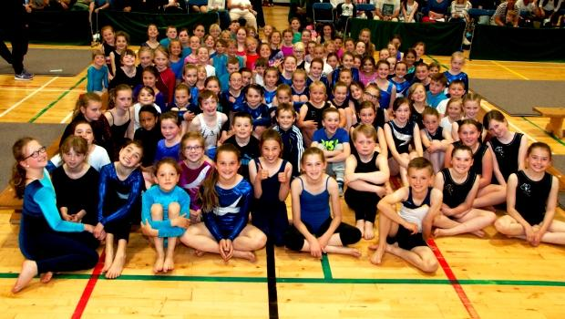 East Lothian Gymnastics Competition 2015 - 2