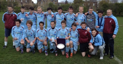haddington athletic league winners
