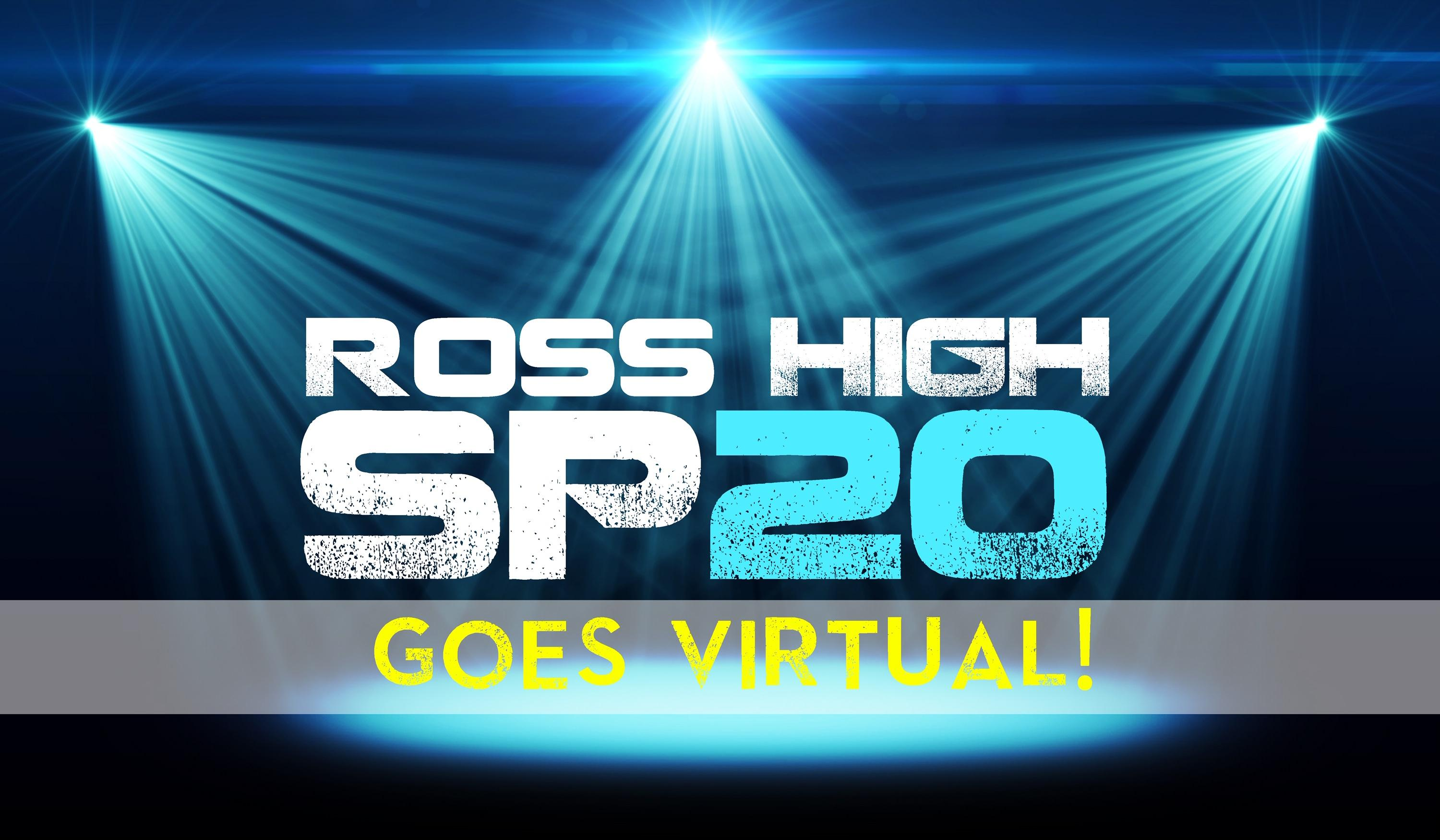 #RHSPOTY Ross HS VIRTUAL Sports Personality of the Year 2020