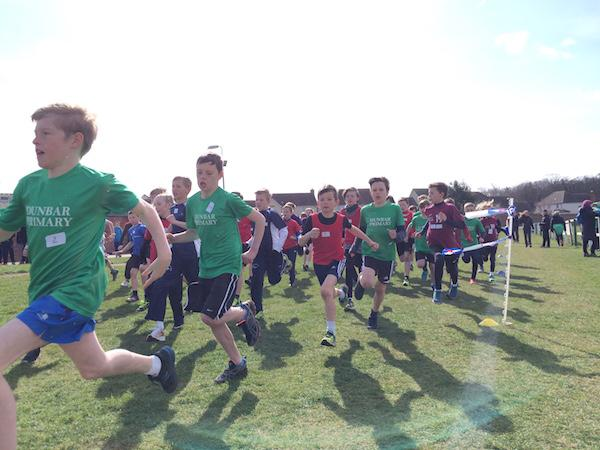 Athletics East Lothian - Primary XC