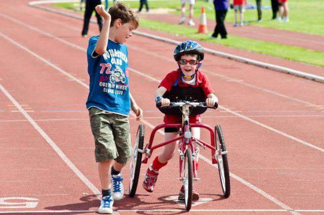 Active East Lothian Racerunning Bikes Open Day