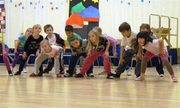 Street Dance @ Windygoul Primary