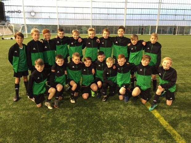 Development Squad Shine at National Performance Centre